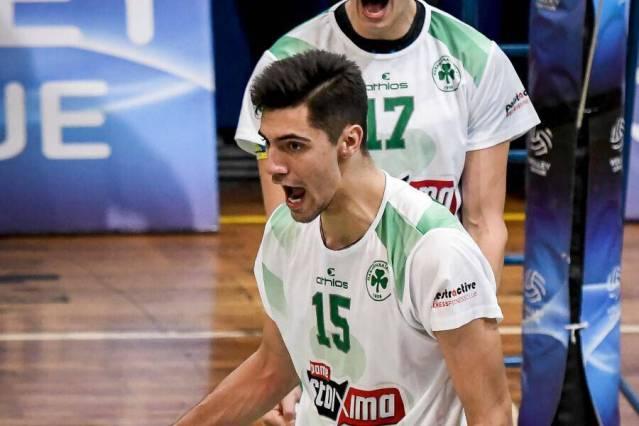 Ράπτης: «Θέλω το πρωτάθλημα με τον Παναθηναϊκό» | panathinaikos24.gr