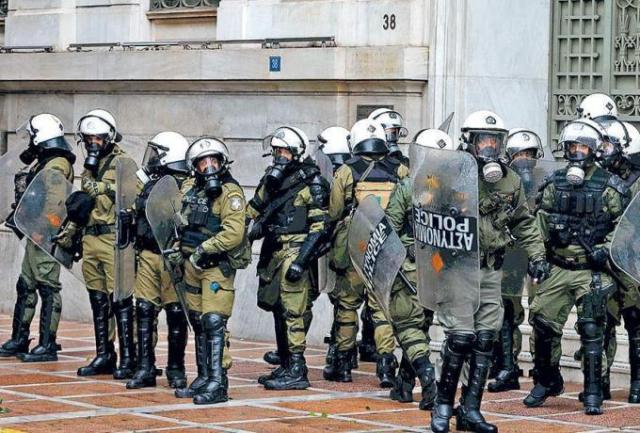 Κορωνοϊός: Πρώτο κρούσμα στα ΜΑΤ – Σε καραντίνα 15 αστυνομικοί   panathinaikos24.gr
