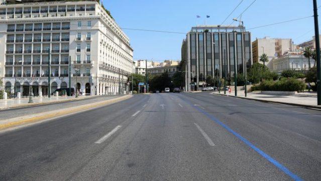 Ολική απαγόρευση κυκλοφορίας: Τι προβλέπει το τελικό σχέδιο της κυβέρνησης | panathinaikos24.gr