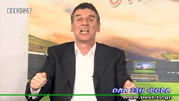 Θετικός στον κορωνοϊό ο δημοσιογράφος Σωτήρης Γεωργούντζος – Δίνει «μάχη» στο νοσοκομείο της Πάτρας!   panathinaikos24.gr