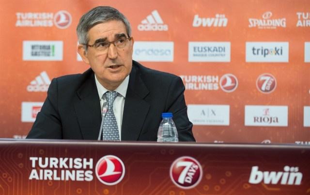 Ευρωλίγκα: «Η σεζόν θα συνεχιστεί κανονικά όταν το επιτρέψουν οι συνθήκες» | panathinaikos24.gr