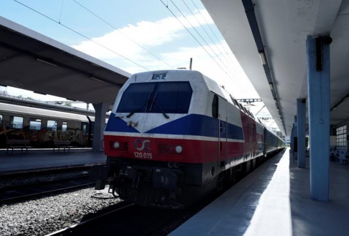 Αναστέλλονται τα δρομολόγια των τρένων από την ΤΡΑΙΝΟΣΕ | panathinaikos24.gr