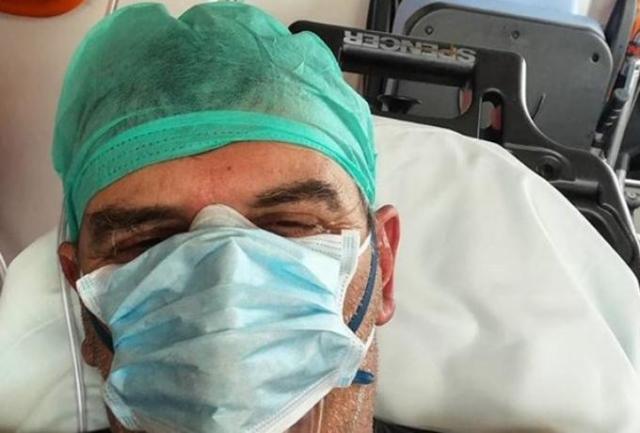 Συγκλονίζει ο Σωτήρης Γεωργούντζος για τον κορωνοϊό: Πέθανε κάποιος δίπλα μου και μετά δεν μπορούσα να κοιμηθώ! | panathinaikos24.gr