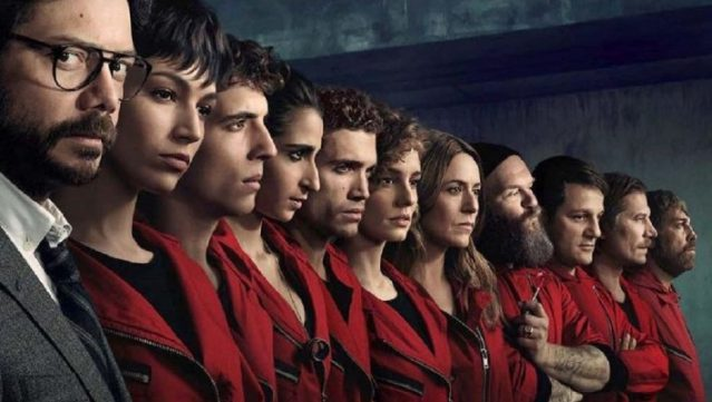 Casa de Papel: Είναι η 4η σεζόν η καλύτερη που μας έχει δώσει η συμμορία του Professor; | panathinaikos24.gr