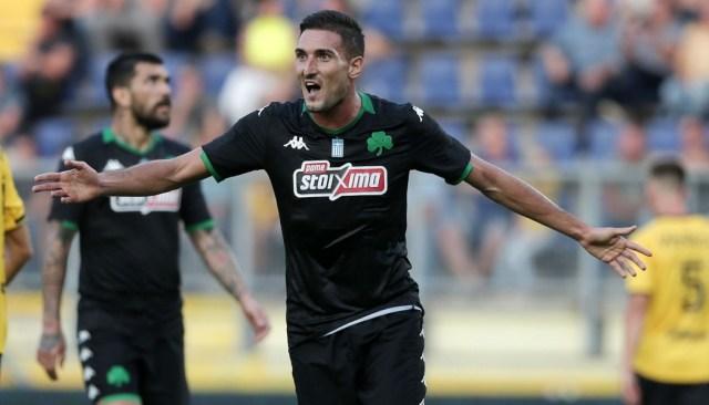 Μακέντα: Οι καλές σεζόν με τον ΠΑΟ και η επιθυμία για μεταγραφή   panathinaikos24.gr