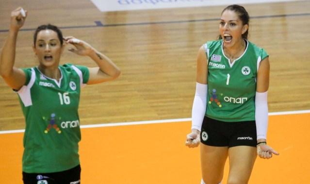 Βεργίδου: «Νιώθω τυχερή μου ήμουν μέλος της ομάδας – Σας ευχαριστώ όλους» (Pic) | panathinaikos24.gr