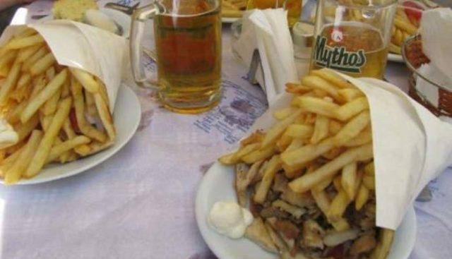 Απλώς… τεράστιο: Αυτό είναι το μεγαλύτερο πιτόγυρο στην Ελλάδα! (Pics) | panathinaikos24.gr