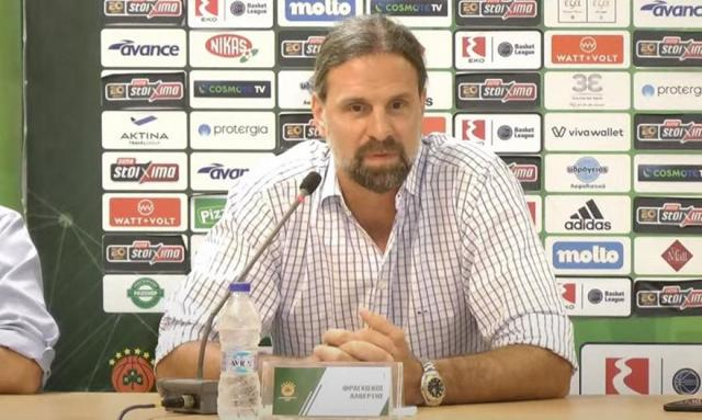 Αλβέρτης: «Είμαστε εδώ ως Παναθηναϊκοί να στηρίξουμε τα παιδιά που θα ιδρώνουν στο γήπεδο»   panathinaikos24.gr
