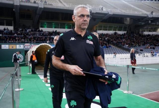 Αγγελίνας: «Αν βρίσκαμε τελική πάσα, θα παίρναμε τη νίκη» | panathinaikos24.gr