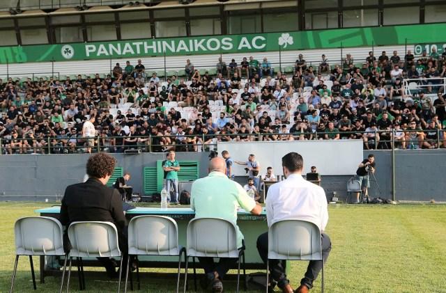 LIVE STREAMING η Γ.Σ του Ερασιτέχνη Παναθηναϊκού (vid) | panathinaikos24.gr