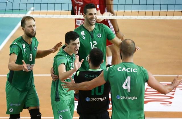 Η κλήρωση της volley league – Την 7η αγωνιστική το Ολυμπιακός – Παναθηναϊκός   panathinaikos24.gr