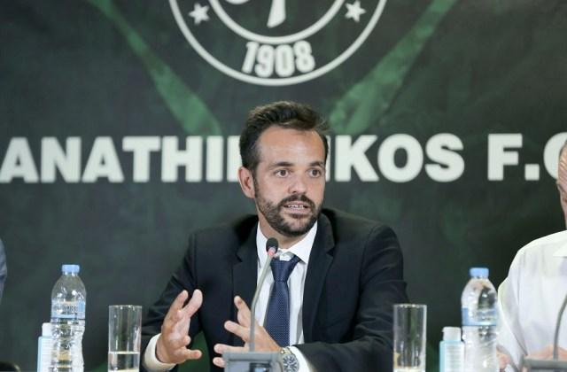Κανένας δεν κρίνεται πριν δούμε τη δουλειά του στο γήπεδο | panathinaikos24.gr