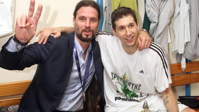 Η συνέντευξη Τύπου Αλβέρτη, Διαμαντίδη, Τριαντόπουλου (LIVE STREAMING)   panathinaikos24.gr