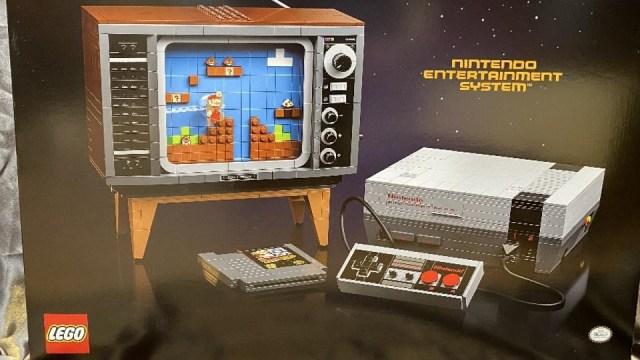 NES από LEGO (σε «τσουχτερή» τιμή) ετοιμάζει η Nintendo | panathinaikos24.gr