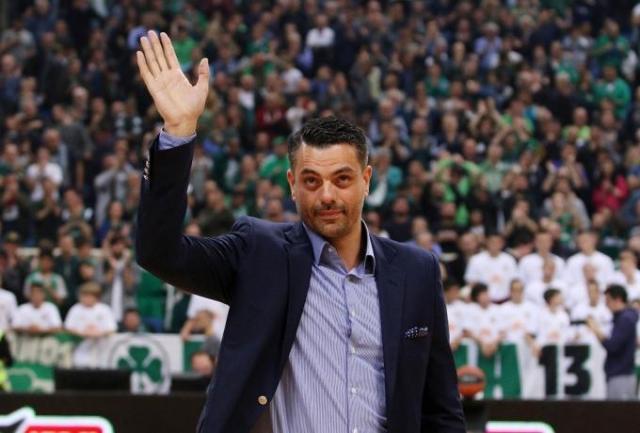 Τσαρτσαρής: «Τελείωνα παιχνίδια με 0π. και έφευγα πιο χαρούμενος από όλους» | panathinaikos24.gr