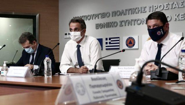 Επιτέλους: Όλα τα νέα μέτρα για τον κορωνοϊό που εφάρμοσε άμεσα η κυβέρνηση (Pics) | panathinaikos24.gr