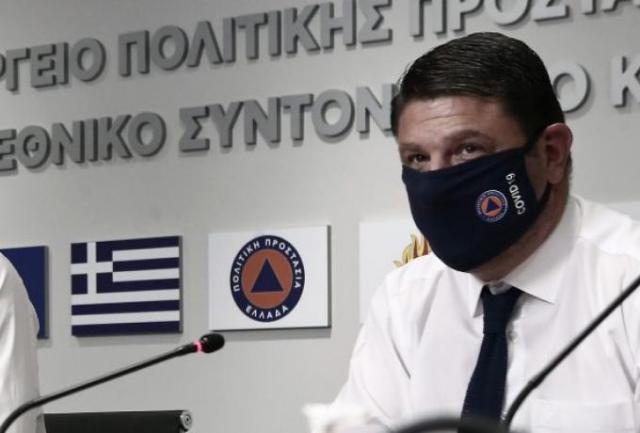 Ανακοίνωσε νέα αυστηρά μέτρα ο Χαρδαλιάς: Κλειστά τα μαγαζιά και στην Αττική! | panathinaikos24.gr