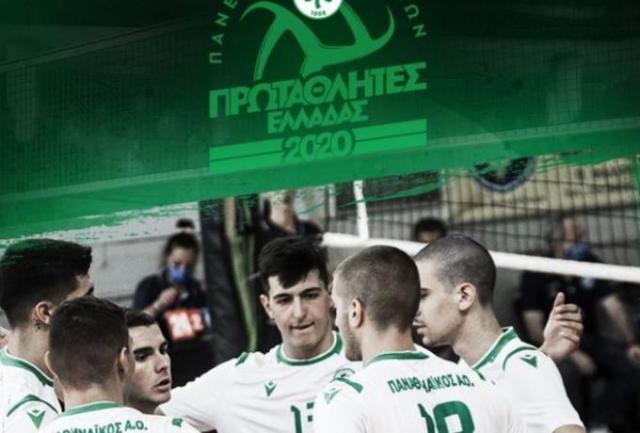 Παναθηναϊκός: «Τίτλος 1.600 και πάμε για άλλα τόσα»   panathinaikos24.gr