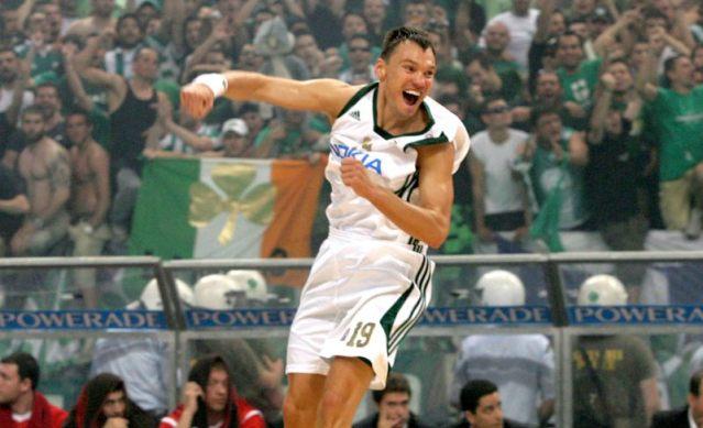 Οταν ο Σάρας εκτελούσε τον Ολυμπιακό στο ΣΕΦ (vid) | panathinaikos24.gr