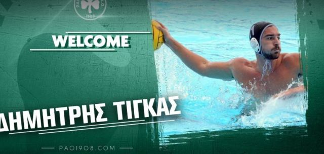 Στον Παναθηναϊκό ο Τίγκας | panathinaikos24.gr