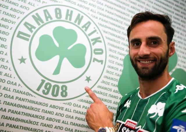 Photostory: Ο Μαουρίσιο στα πράσινα (pics) | panathinaikos24.gr