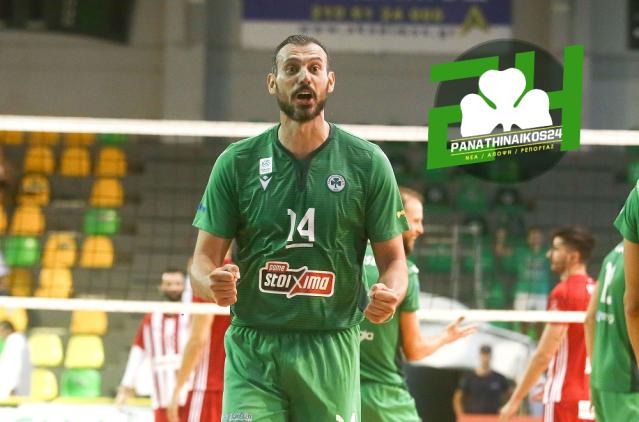 Πανταλέων: «Με πάθος για την πρόκριση στο Final – 4 του League Cup» | panathinaikos24.gr