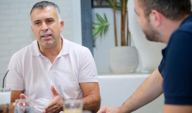 Αναστασίου για Παναθηναϊκό: «Στην ζωή ποτέ δεν ξέρεις…»   panathinaikos24.gr