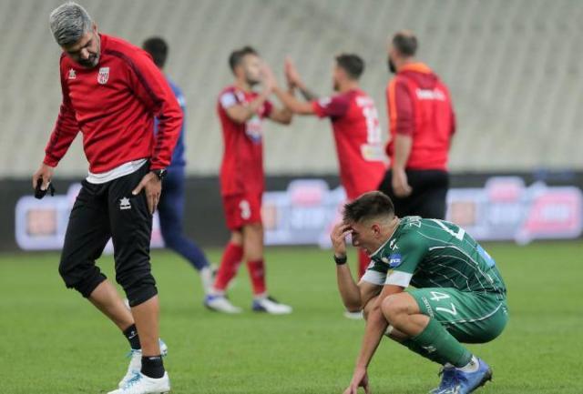 Δεσύλλας: «Ο φόβος της νίκης και η δύσκολη συνέχεια στον Παναθηναϊκό»   panathinaikos24.gr