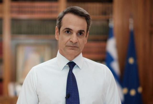 Νέο διάγγελμα Μητσοτάκη- Ανακοινώνει τα μέτρα   panathinaikos24.gr