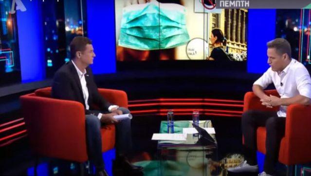 Το «Ένοχο Μυστικό» του Alpha με την κομμένη εκπομπή του Σρόιτερ με καλεσμένο τον Πετράκο | panathinaikos24.gr
