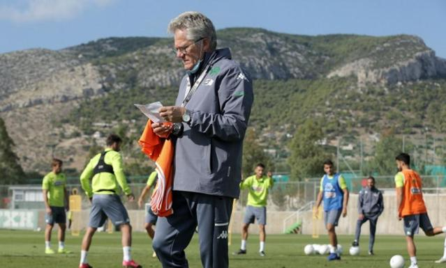 Έχει ανεβάσει στα ύψη την ένταση ο Μπόλονι | panathinaikos24.gr