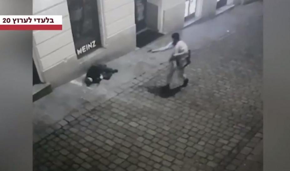 Βιέννη: Εν ψυχρώ εκτέλεση στη μέση του δρόμου (vid)   panathinaikos24.gr