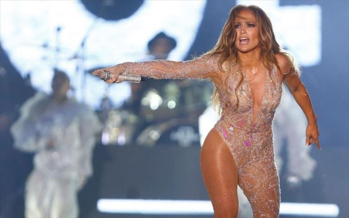 Τζένιφερ Λόπεζ: Πόζαρε γυμνή στο νέο βιντεοκλίπ της και το έβγαλε στη δημοσιότητα! (vid)   panathinaikos24.gr