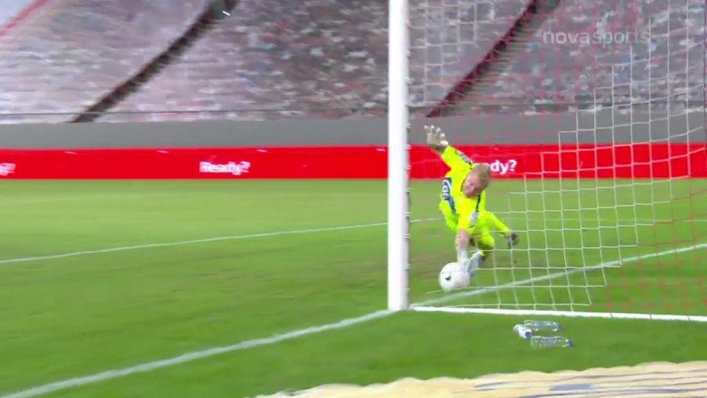 Super League: Οι κορυφαίες αποκρούσεις του πρώτου γύρου (vid)   panathinaikos24.gr