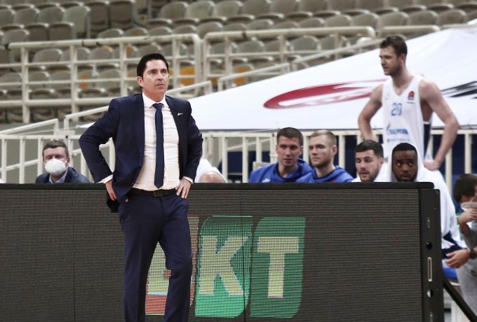 Πασκουάλ: «Νιώθω άσχημα για τον Βόβορα»   panathinaikos24.gr