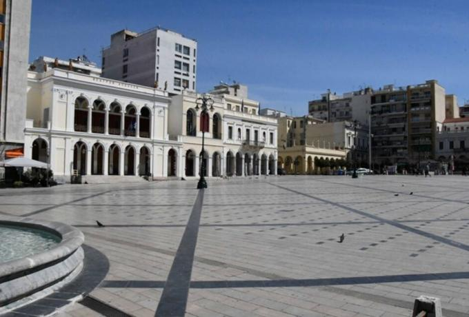 Εκτακτο: Καθολικό lockdown στην Πάτρα! (vid)   panathinaikos24.gr