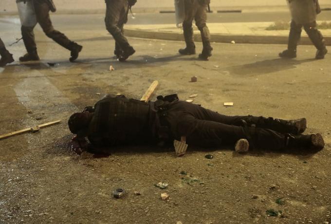Χούλιγκαν των γηπέδων ο 21χρονος καταζητούμενος για την επίθεση σε αστυνομικό!   panathinaikos24.gr