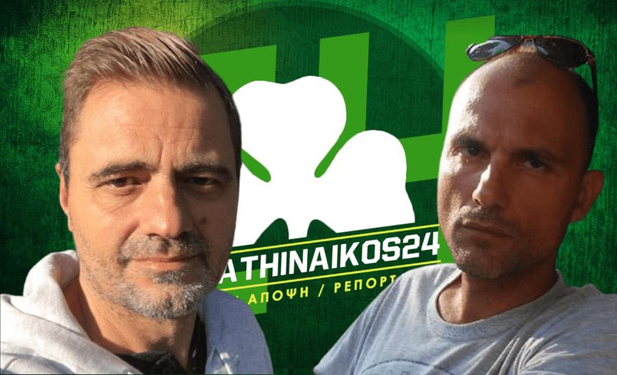 Panathinaikos24 TV: Νικολογιάννης και Μανωλιουδάκης για την επόμενη μέρα στον Παναθηναϊκό (vid)   panathinaikos24.gr