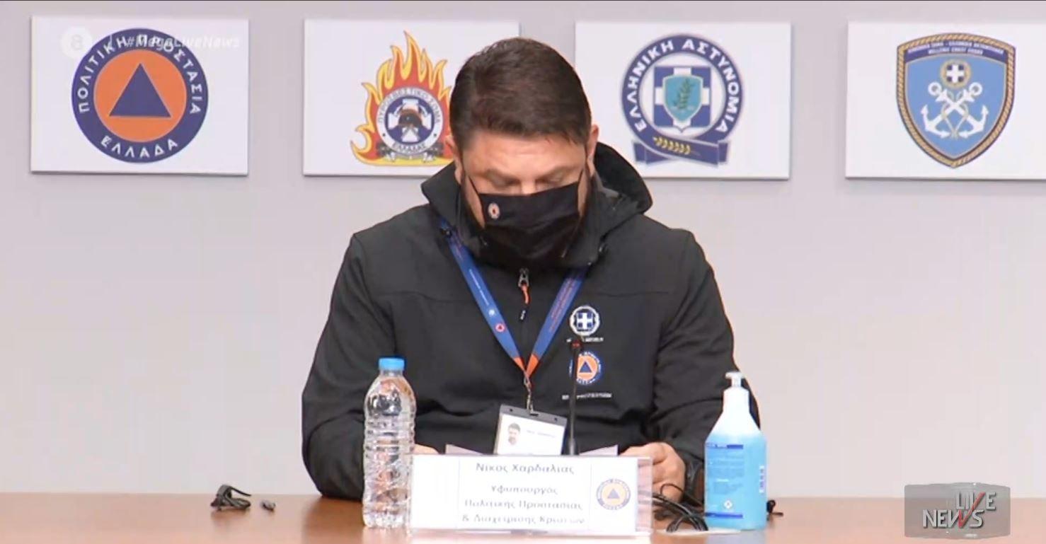 Χαρδαλιάς: Θα είναι μια δύσκολη βραδιά – Έτσι ξεκίνησε η πυρκαγιά στην Κορινθία (vid) | panathinaikos24.gr