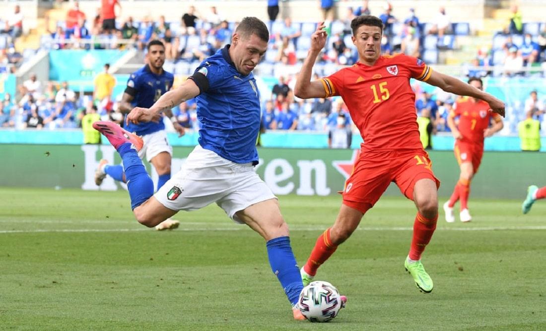 Ιταλία – Ουαλία 1-0: Όλοι ευχαριστημένοι [vids]   panathinaikos24.gr