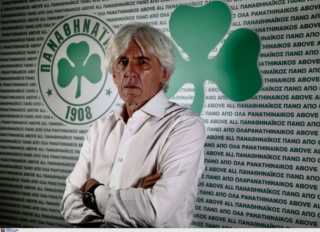Επίσημο: Προπονητής του Παναθηναϊκού ο Γιοβάνοβιτς | panathinaikos24.gr