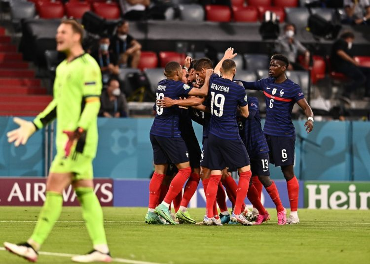 Γαλλία-Γερμανία 1-0: Η παγκόσμια πρωταθλήτρια είναι εδώ [pics &vids]   panathinaikos24.gr