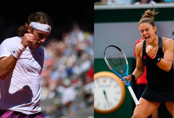 Το… αδιανόητο ποσό που έβγαλαν Μαρία και Στέφανος στο φετινό Roland Garros! | panathinaikos24.gr