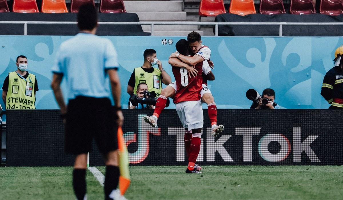 Ουκρανία- Αυστρία 0-1: Νίκη-πρόκριση για την ομάδα του Φόντα [pics&vids]   panathinaikos24.gr