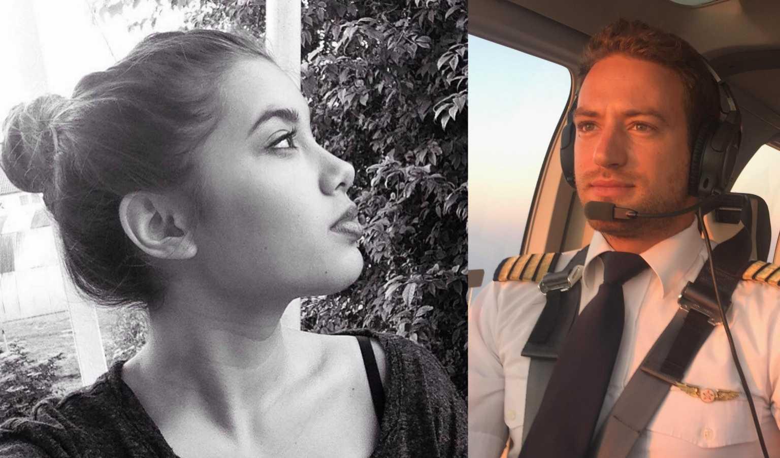 Γλυκά Νερά: Αποκάλυψη για το τελευταίο SMS της Κάρολαϊν στον πιλότο | panathinaikos24.gr
