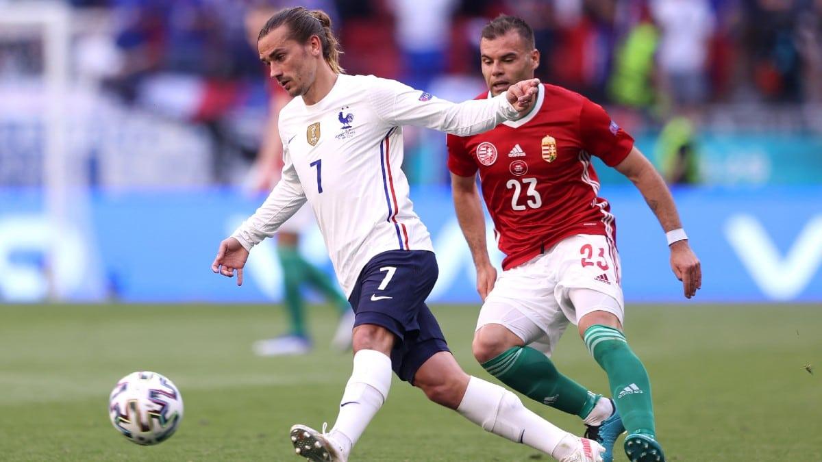 Ουγγαρία – Γαλλία 1-1: Μαχητικοί Μαγυάροι πήραν την ισοπαλία   panathinaikos24.gr