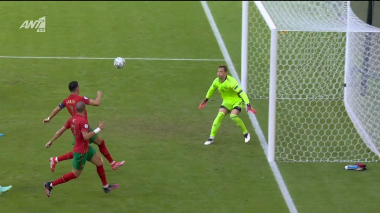 Γερμανία – Πορτογαλία : Το 4-2 ο Ζότα με ασίστ του Ρονάλντο (vid)   panathinaikos24.gr