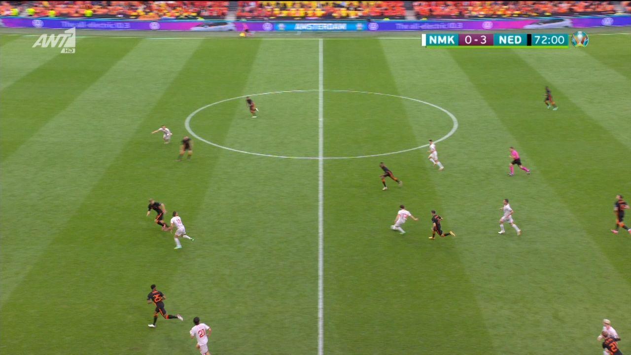 Βόρεια Μακεδονία – Ολλανδία : Νέο ακυρωθέν γκολ, αυτή την φορά του Τσούρλινοφ (vid) | panathinaikos24.gr