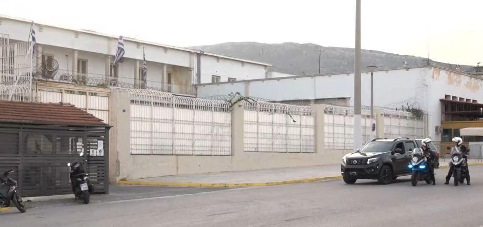 Σε ειδική πτέρυγα των φυλακών Κορυδαλλού ο συζυγοκτόνος – Μαζί με άλλους τρεις κρατούμενους (vid) | panathinaikos24.gr