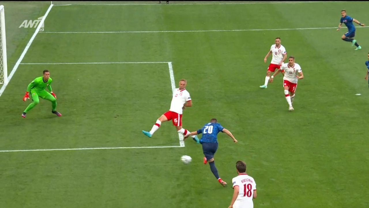 Πολωνία – Σλοβακία : 0-1 με τρομερή ενέργεια Μακ και αυτογκόλ Σέζνι (vid) | panathinaikos24.gr